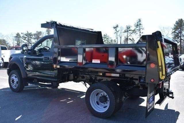 2019 F-550 Regular Cab DRW 4x4, Iroquois Brave Series Steel Dump Body #N7851 - photo 3