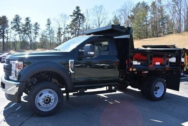 2019 F-550 Regular Cab DRW 4x4, Iroquois Brave Series Steel Dump Body #N7851 - photo 4
