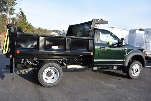 2019 F-550 Regular Cab DRW 4x4,  Dump Body #N7852 - photo 3