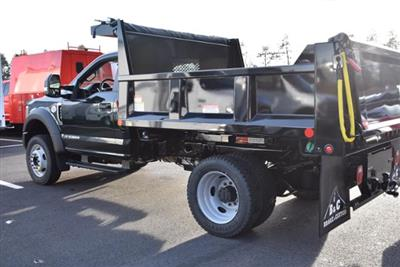 2019 F-550 Regular Cab DRW 4x4,  Dump Body #N7852 - photo 2