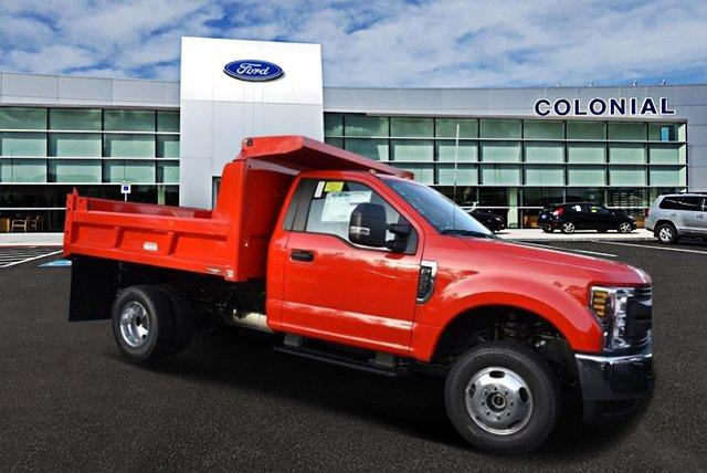 2019 F-350 Regular Cab DRW 4x4,  Reading Marauder Standard Duty Dump Body #N7853 - photo 1