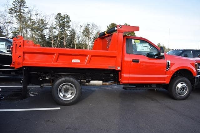 2019 F-350 Regular Cab DRW 4x4,  Reading Marauder Standard Duty Dump Body #N7853 - photo 2