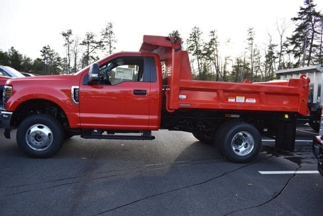 2019 F-350 Regular Cab DRW 4x4,  Reading Marauder Standard Duty Dump Body #N7853 - photo 4