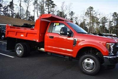 2019 F-350 Regular Cab DRW 4x4,  Reading Marauder Standard Duty Dump Body #N7853 - photo 3