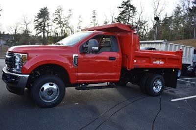 2019 F-350 Regular Cab DRW 4x4,  Reading Marauder Standard Duty Dump Body #N7853 - photo 5