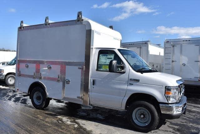 2018 E-350 4x2,  Dejana DuraCube Max Service Utility Van #N7880 - photo 3
