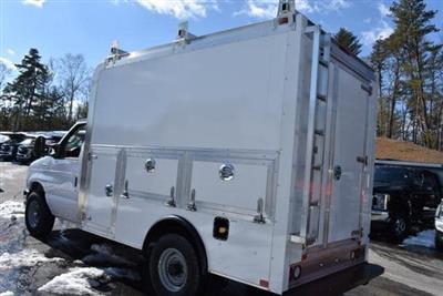 2018 E-350 4x2,  Dejana DuraCube Max Service Utility Van #N7880 - photo 4