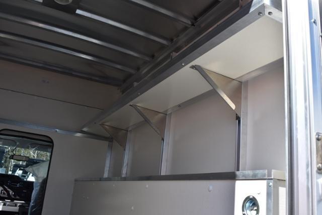 2018 E-350 4x2,  Dejana Truck & Utility Equipment DuraCube Max Service Utility Van #N7881 - photo 9