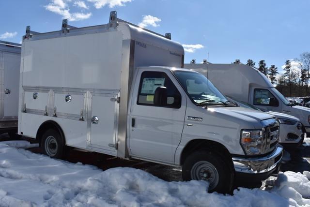 2018 E-350 4x2,  Dejana Truck & Utility Equipment DuraCube Max Service Utility Van #N7881 - photo 3
