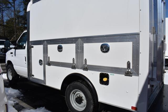 2018 E-350 4x2,  Dejana Truck & Utility Equipment DuraCube Max Service Utility Van #N7881 - photo 4