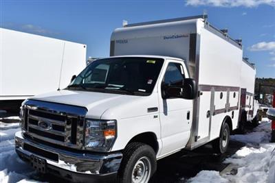 2018 E-350 4x2,  Dejana Truck & Utility Equipment DuraCube Max Service Utility Van #N7881 - photo 5