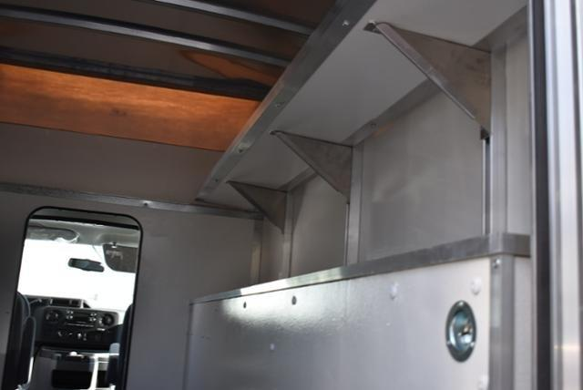 2018 E-350 4x2,  Dejana Truck & Utility Equipment DuraCube Max Service Utility Van #N7882 - photo 9