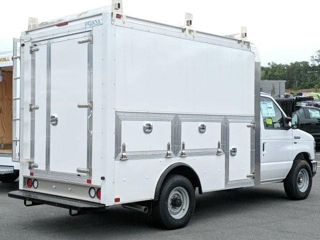 2018 E-350 4x2,  Dejana Service Utility Van #N7882 - photo 1