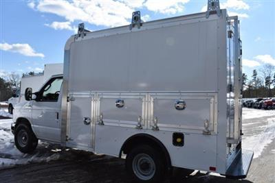 2018 E-350 4x2,  Dejana Truck & Utility Equipment DuraCube Max Service Utility Van #N7882 - photo 3