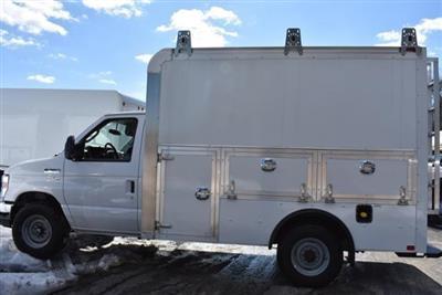 2018 E-350 4x2,  Dejana Truck & Utility Equipment DuraCube Max Service Utility Van #N7882 - photo 4