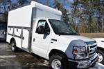 2018 E-350 4x2,  Dejana Truck & Utility Equipment Service Utility Van #N7882 - photo 1