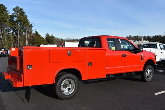 2019 F-350 Super Cab DRW 4x4,  Reading Classic II Aluminum  Service Body #N7904 - photo 2