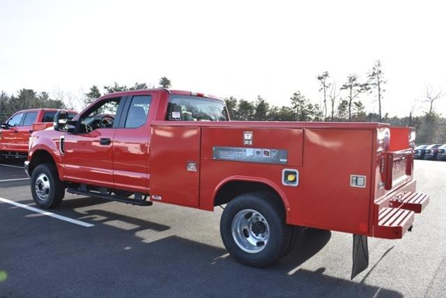 2019 F-350 Super Cab DRW 4x4,  Reading Classic II Aluminum  Service Body #N7904 - photo 4