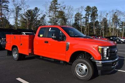 2019 F-350 Super Cab DRW 4x4,  Reading Classic II Aluminum  Service Body #N7904 - photo 3