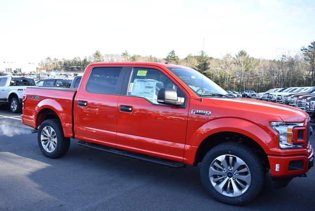 2018 F-150 SuperCrew Cab 4x4,  Pickup #N7931 - photo 3