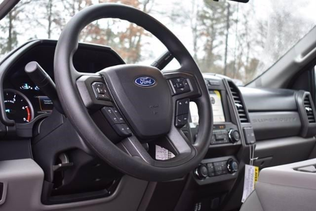 2019 Ford F-350 Regular Cab 4x4, Fisher Snowplow Pickup #N7947 - photo 15
