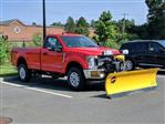 2019 F-350 Regular Cab 4x4, Fisher Snowplow Pickup #N7947 - photo 1