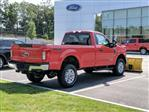2019 F-350 Regular Cab 4x4, Fisher Snowplow Pickup #N7947 - photo 2