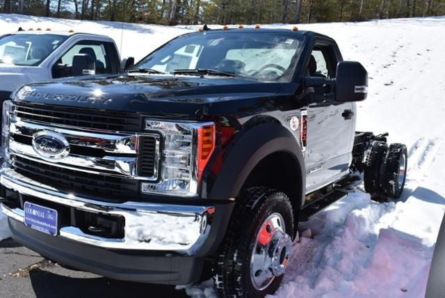 2019 F-550 Regular Cab DRW 4x4,  Cab Chassis #N7964 - photo 4