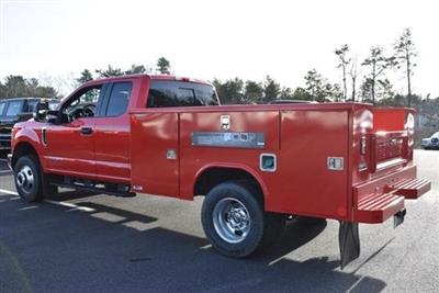 2019 F-350 Super Cab DRW 4x4,  Reading Classic II Aluminum  Service Body #N7982 - photo 4