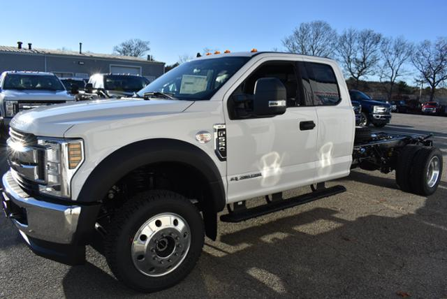 2019 F-550 Super Cab DRW 4x4,  Cab Chassis #N7993 - photo 1