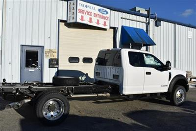 2019 F-550 Super Cab DRW 4x4,  Cab Chassis #N7993 - photo 3