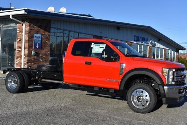 2019 F-550 Super Cab DRW 4x4,  Cab Chassis #N7994 - photo 3