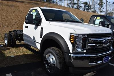2019 F-550 Regular Cab DRW 4x4,  Cab Chassis #N8007 - photo 1