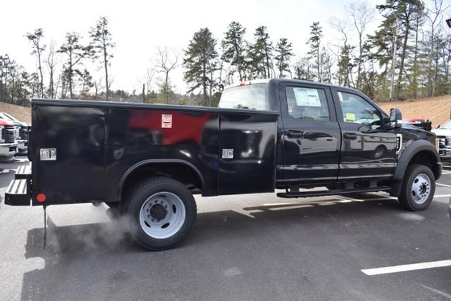 2019 F-450 Crew Cab DRW 4x4,  Reading Classic II Aluminum  Service Body #N8020 - photo 4