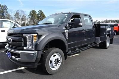 2019 F-450 Crew Cab DRW 4x4, Reading Classic II Aluminum  Service Body #N8020 - photo 11