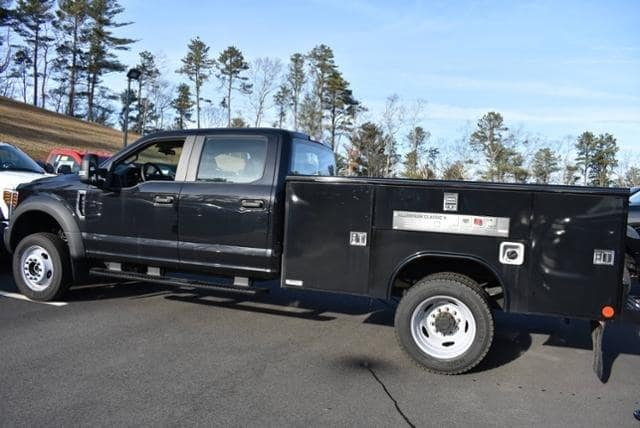 2019 F-450 Crew Cab DRW 4x4, Reading Classic II Aluminum  Service Body #N8022 - photo 5