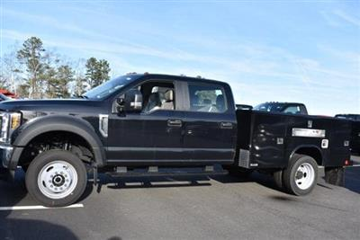 2019 F-450 Crew Cab DRW 4x4, Reading Classic II Aluminum  Service Body #N8022 - photo 6