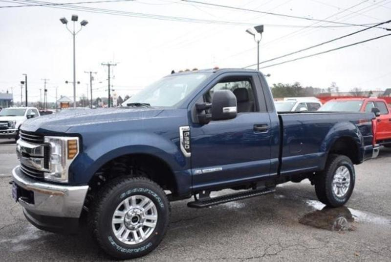 2019 F-350 Regular Cab 4x4,  Pickup #N8027 - photo 19