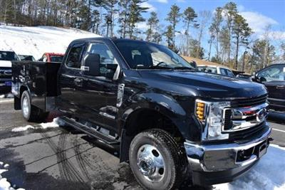 2019 F-350 Super Cab DRW 4x4,  Reading Classic II Aluminum  Service Body #N8031 - photo 3