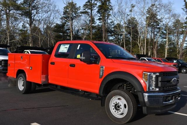 2019 F-450 Crew Cab DRW 4x4,  Reading Service Body #N8032 - photo 3