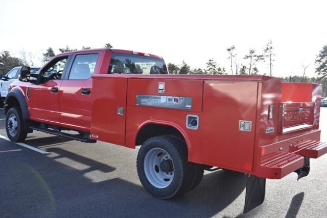 2019 F-450 Crew Cab DRW 4x4,  Reading Service Body #N8032 - photo 5