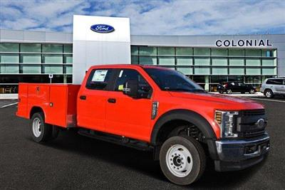 2019 F-450 Crew Cab DRW 4x4,  Reading Classic II Aluminum  Service Body #N8032 - photo 1