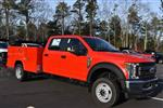 2019 F-450 Crew Cab DRW 4x4,  Reading Classic II Aluminum  Service Body #N8032 - photo 3