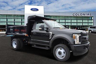 2019 F-450 Regular Cab DRW 4x4, Air-Flo Pro-Class Dump Body #N8041 - photo 1