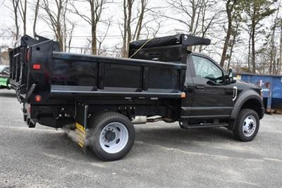 2019 F-450 Regular Cab DRW 4x4, Air-Flo Pro-Class Dump Body #N8041 - photo 2