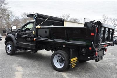 2019 F-450 Regular Cab DRW 4x4, Air-Flo Pro-Class Dump Body #N8041 - photo 4