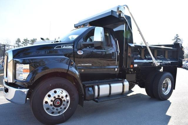 2019 F-750 Regular Cab DRW 4x2,  Dump Body #N8045 - photo 1