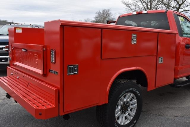 2019 F-350 Regular Cab 4x4,  Reading Classic II Aluminum  Service Body #N8053 - photo 10
