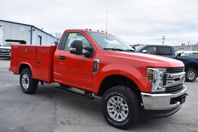 2019 F-350 Regular Cab 4x4,  Reading Classic II Aluminum  Service Body #N8053 - photo 3