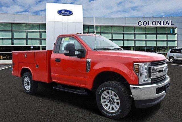2019 F-350 Regular Cab 4x4,  Reading Service Body #N8053 - photo 1